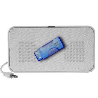 Memoria USB del ordenador iPhone Altavoz