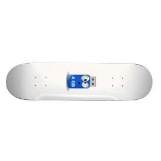 Memoria USB del ordenador Patin Personalizado