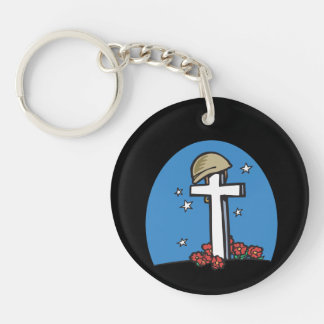 Memorial 2 png acrylic key chain