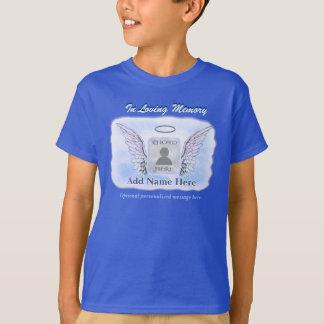 Memorial | Add Photo T-Shirt