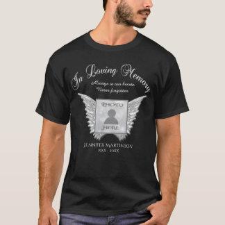 Memorial   Add Photo T-Shirt