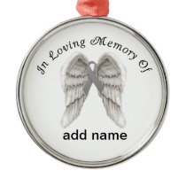 Memorial Christmas Ornament Brain Cancer