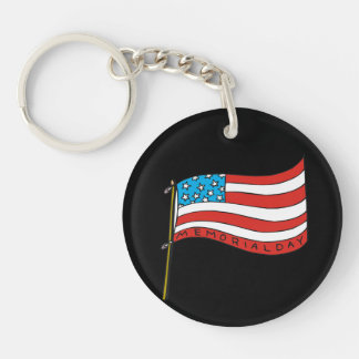Memorial Day 10 png Acrylic Keychains