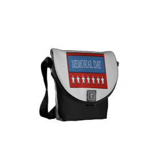 Memorial Day 7.png Courier Bag