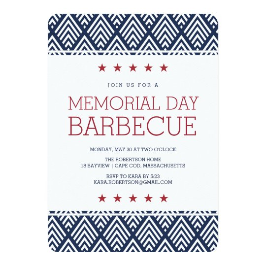 memorial day bbq party invitations memorial day party invitations