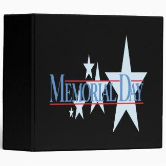 Memorial Day Vinyl Binders