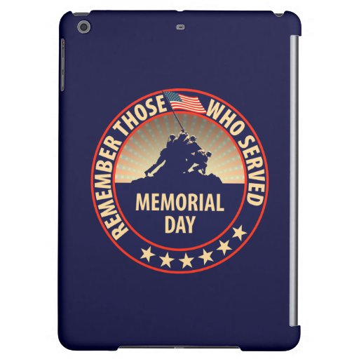 Memorial Day Case For iPad Air