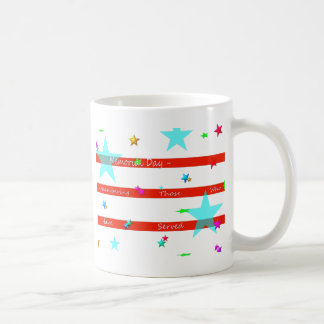 memorial Day Coffee Mug