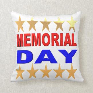 Memorial Day Almohadas