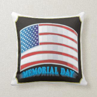 Memorial Day Cojin