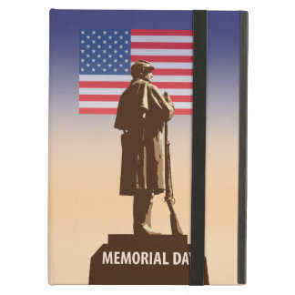 Memorial Day Cover For iPad Air