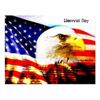 Memorial Day d3 Postcard