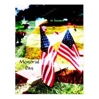 Memorial Day d4 Postcard
