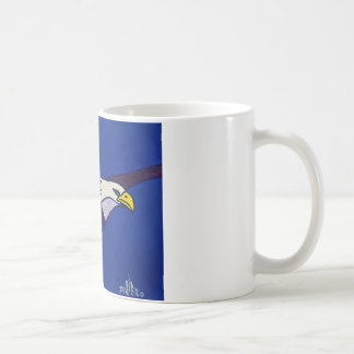 Memorial Day Egale by Piliero Coffee Mug