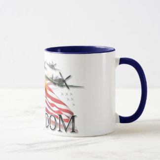 Memorial Day Freedom Coffee Mug