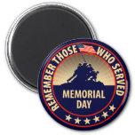 Memorial Day Fridge Magnet