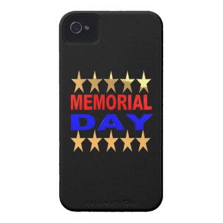 Memorial Day Case-Mate iPhone 4 Carcasas