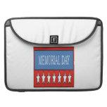 Memorial Day Funda Macbook Pro