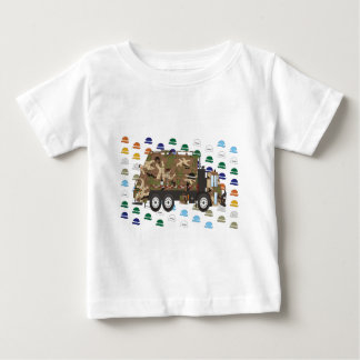 Memorial Day Garbage Truck May Infant T-shirt