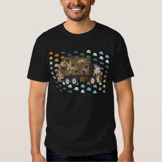 Memorial Day Garbage Truck May T-shirt