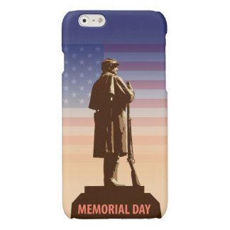 Memorial Day Glossy iPhone 6 Case