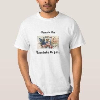 Memorial Day Homage Tee Shirt