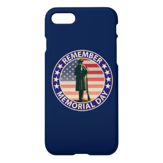 Memorial Day iPhone 8/7 Case