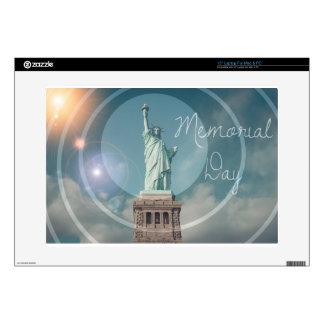 Memorial Day Laptop Decal