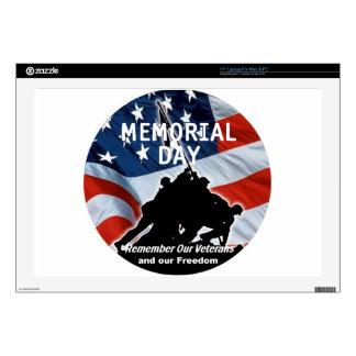 Memorial Day Laptop Decals