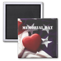 Memorial Day Magnet