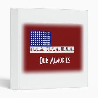 Memorial Day moderno del gráfico de la bandera de