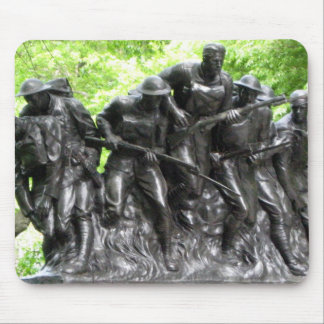 Memorial Day New York 107th Infantry Memorial Mouse Pad