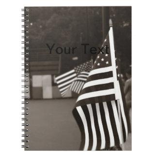 Memorial Day Notebook