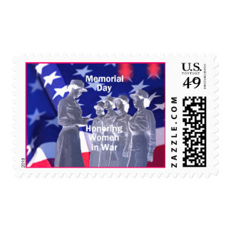 MEMORIAL DAY Postage