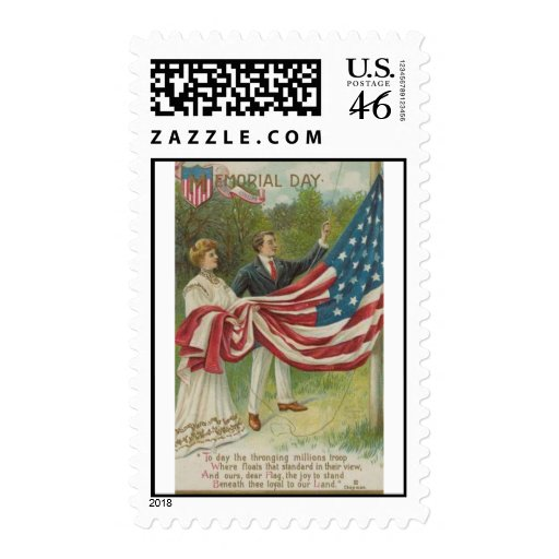 Memorial Day Stamps