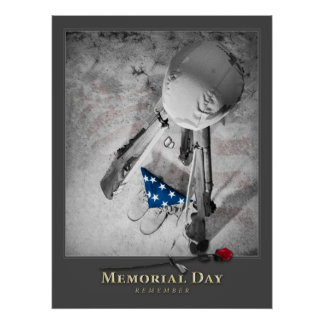 Memorial Day Póster