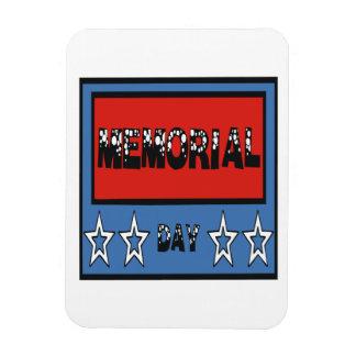 Memorial Day Rectangular Photo Magnet
