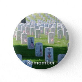 Memorial Day Remember button