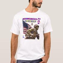 Memorial Day Remember T-Shirt