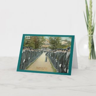 Memorial Day Review card