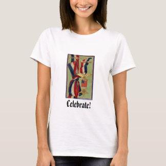 Memorial Day Ribbons T-Shirt