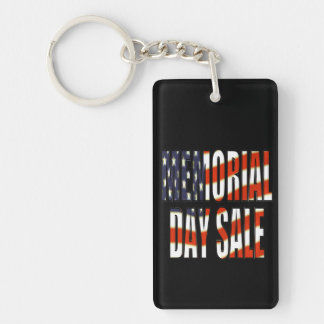 Memorial Day Sale png Acrylic Key Chains