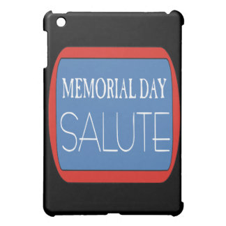 Memorial Day Salute Cover For The iPad Mini