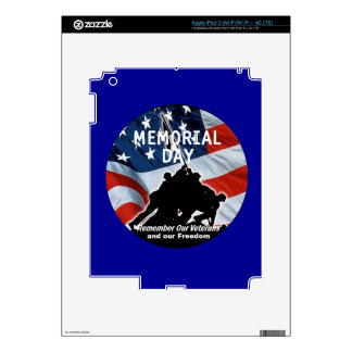 Memorial Day Skins For iPad 3