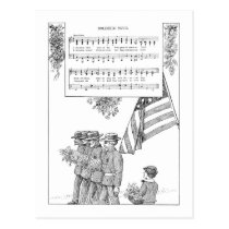 Memorial Day Song and Soldiers