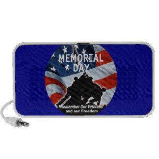 Memorial Day Travelling Speaker