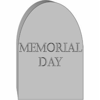 Memorial Day Statuette