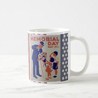 Memorial Day Tazas De Café