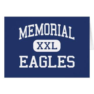 Memorial - Eagles - Junior - San Diego California Greeting Card