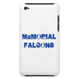 Memorial Falcons ipod touch case